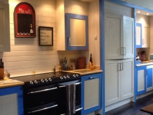 The finished kitchen!